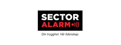 sector alarm banner